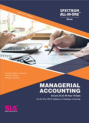 Managerial Accounting (K.U)
