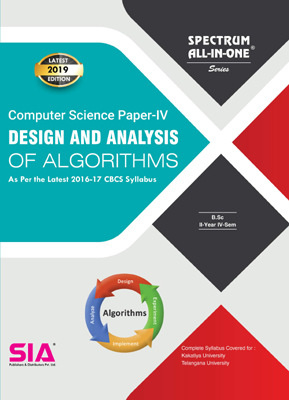 Design and Analysis of Algorithms (Computer Science Paper-IV) (K.U)