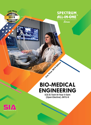 Bio-Medical Engineering (Open Elective)