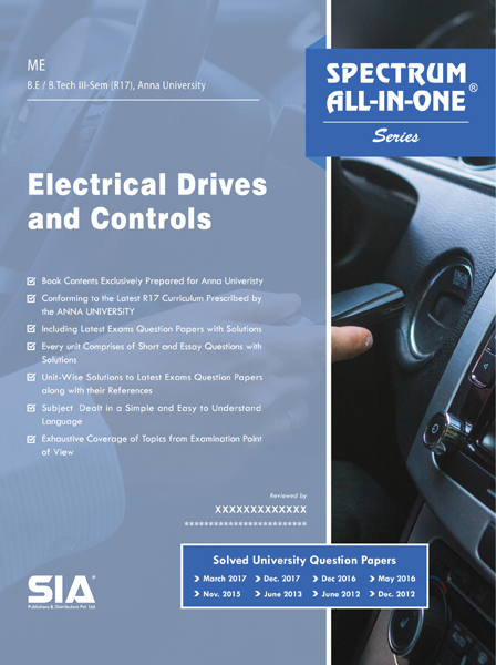 Electrical Drives and Control (Anna Univ)
