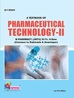 PHARAMCEUTICAL TECHNOLOGY-II