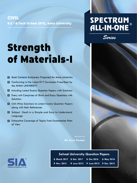 Strength of Material - I (Anna Univ)