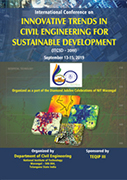Innovative Trends in Civil Engineering for Sustainable Development
