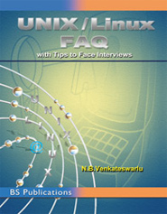 Unix / Linux FAQ: with Tips to Face Interviews
