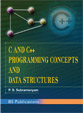 C and C++ programming concepts and Data structures