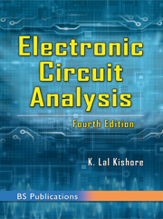Electronic Circuit Analysis  4th Edition