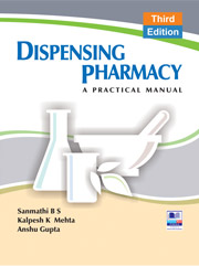 Dispensing Pharmacy A Practical Manual Third Edition