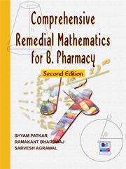 Comprehensive Remedial Mathematics for B Pharmacy