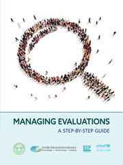 Managing Evaluation – A Step-By-Step Guide