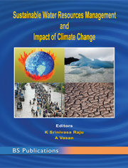 Sustainable Water Resources Management and Impact of Climate Change
