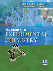 Foundations of Experimental Chemistry