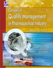 Concepts of Quality Management in Pharmaceutical Industry