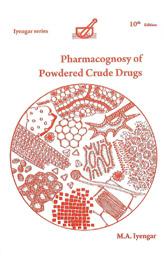Pharmacognosy of Powdered Crude Drugs