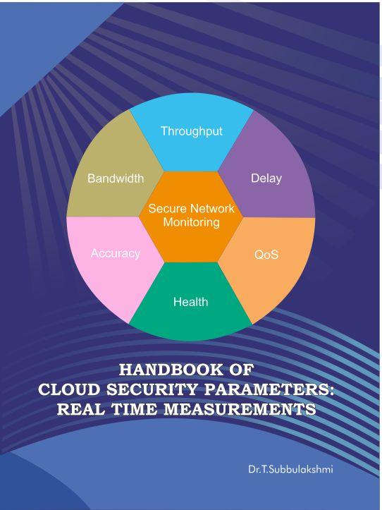 HandBook of Cloud Security Parameters : Real Time Measurements