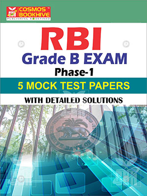 RBI GRADE B OFFICERS - MOCK PAPERS