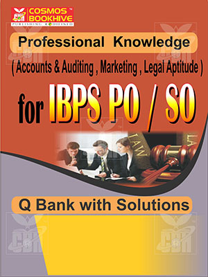 Professional Awareness  - for IBPS PO - SO EXAM