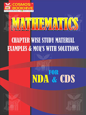 MATHEMATICS FOR NDA  & CDS