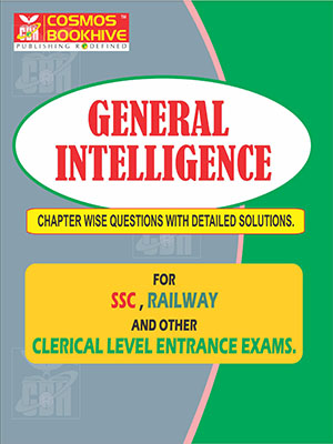 GENERAL INTELLIGENCE - CHAPTER  WISE