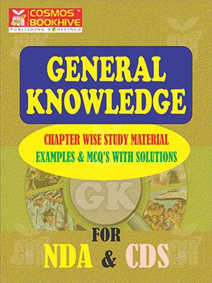 GENERAL KNOWLEDGE - NDA & CDS