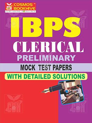 IBPS - CLERICAL ENG - PREL
