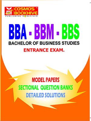 BBA / BBS / BBM Exams Model Paper