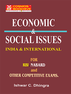 SOCIAL & ECONOMIC PROBLEMS - FOR RBI / NABARD AND OTHER COMPETITIVE EXAMS