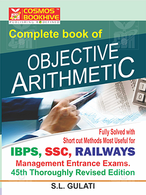 OBJECTIVE ARITHMETIC .- FOR ALL COMPETITIVE EXAMS