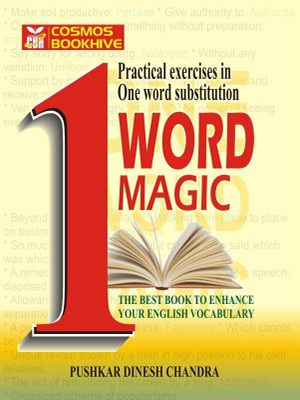 One Word  magic (word Substitution )