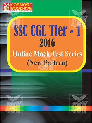 SSC CGL Tier- 1 2016 Online Mock Test Series (New Pattern)