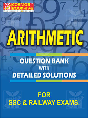 Arithmetic for SSC & RAILWAY-CL EXAMS