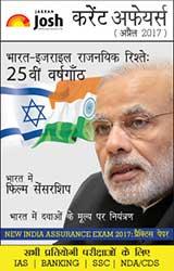 Current Affairs April 2017 eBook Hindi