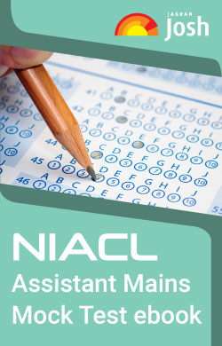 NIACL Assistant Mains Mock Test ebook