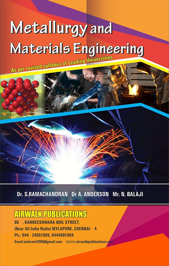 Metallurgy and Materials Enineering