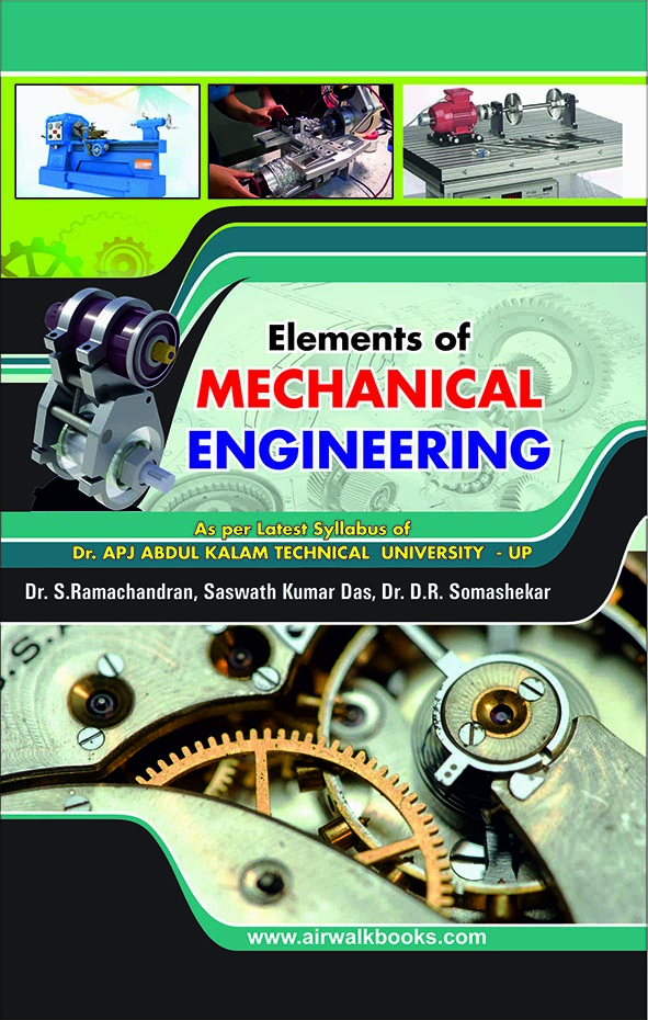 Elements of Mechanical Engineering - UP