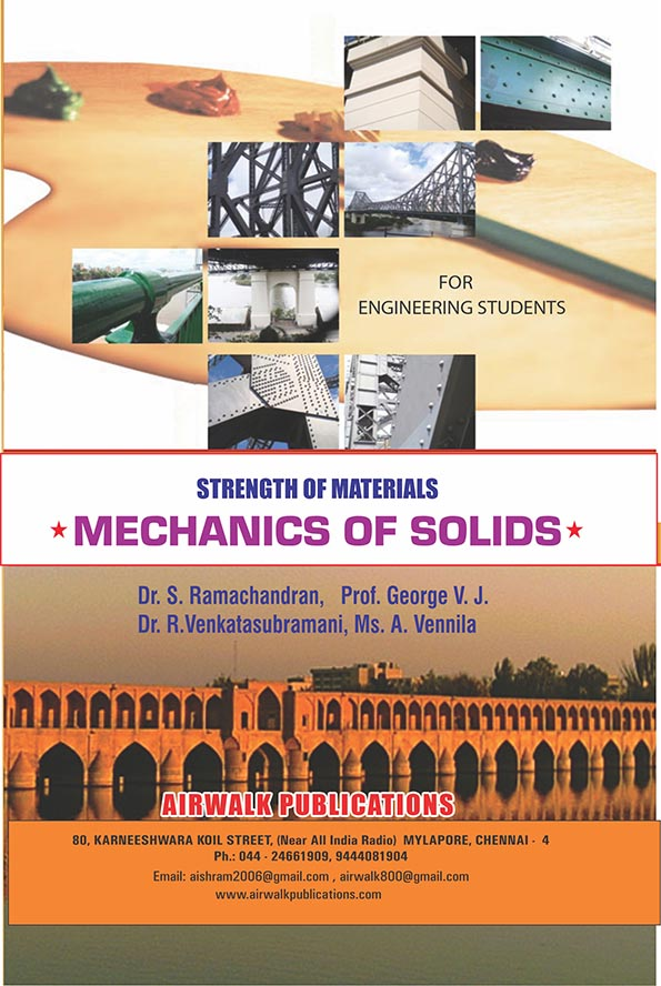 Mechanics of Solids (Strength of Materials) - UP