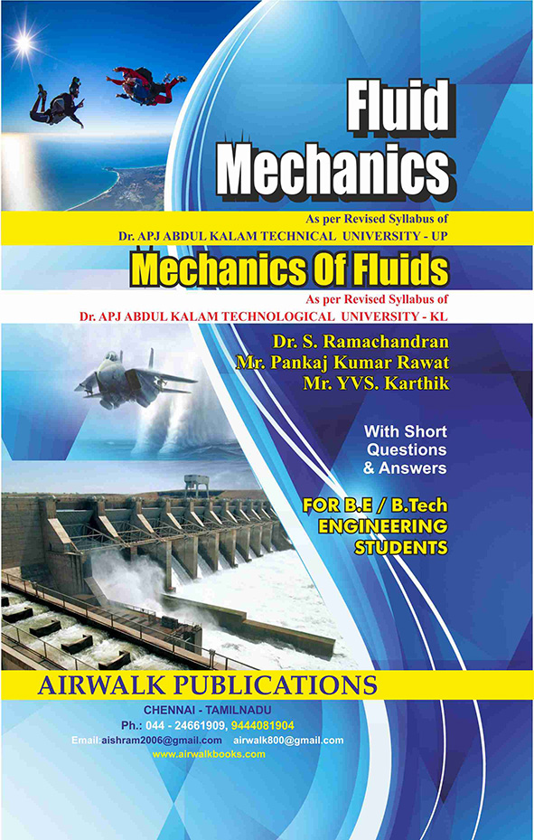 Fluid Mechanics - UP