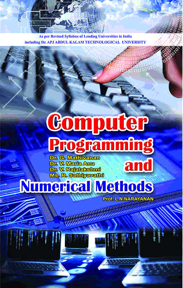 Computer programming and numerical methods - KL