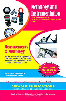 Metrology and Instrumentation