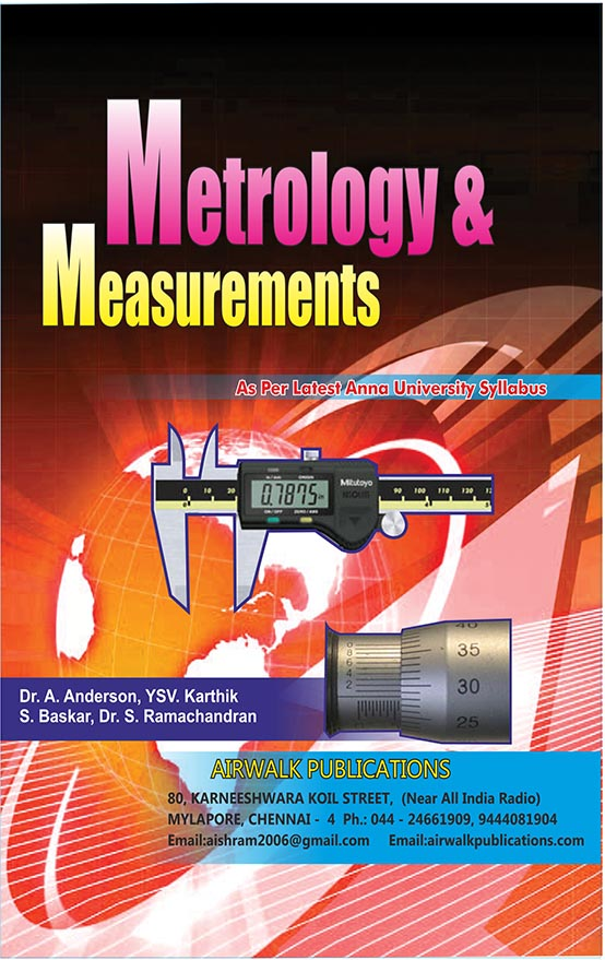 Metrology and Measurements