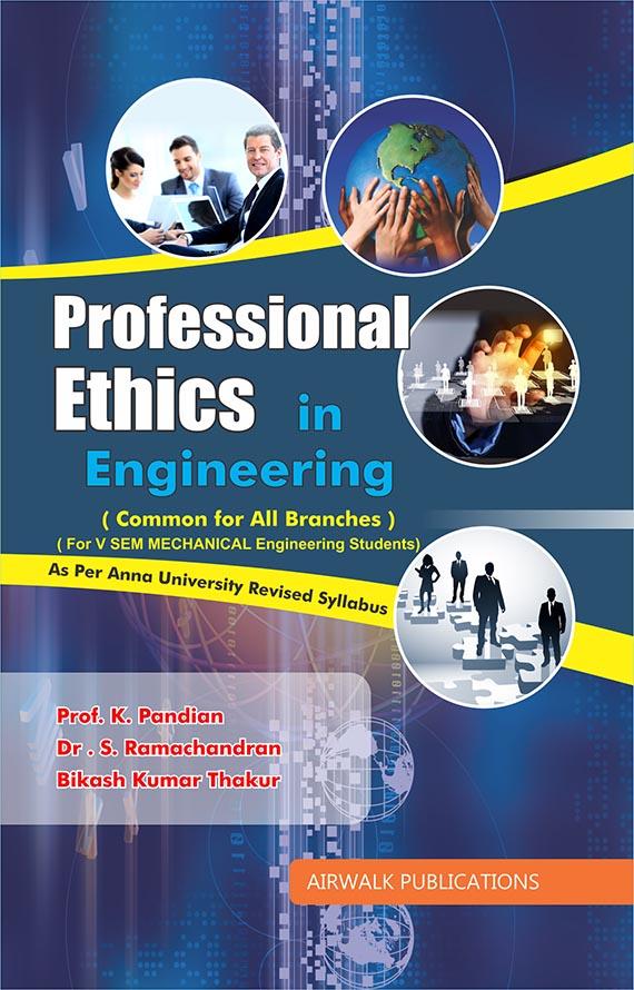 Professional Ethics in Engineering | PEE - TN | Airwalk
