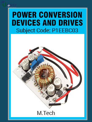 POWER CONVERSION DEVICES AND DRIVES