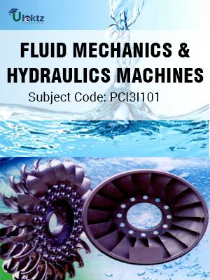FLUID MECHANICS & HYDRAULICS MACHINES