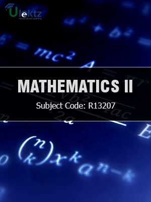 Mathematics - II