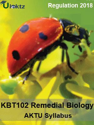 Remedial Biology - I_Syllabus