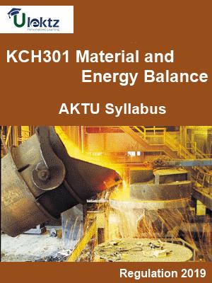 Material and Energy Balance_Syllabus