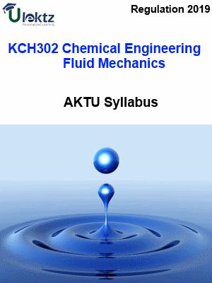 Chemical Engineering Fluid Mechanics_Syllabus