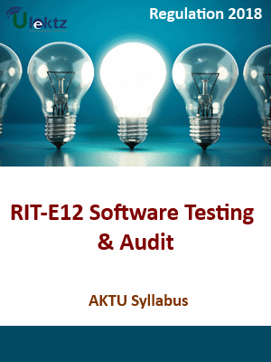 Software Testing & Audit_Syllabus