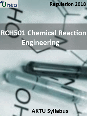 Chemical Reaction Engineering_Syllabus