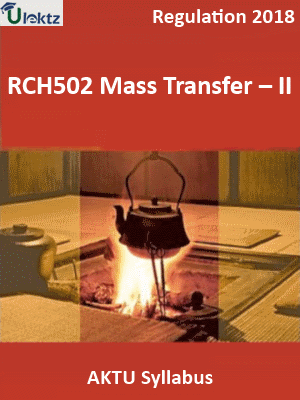 Mass Transfer – II_Syllabus