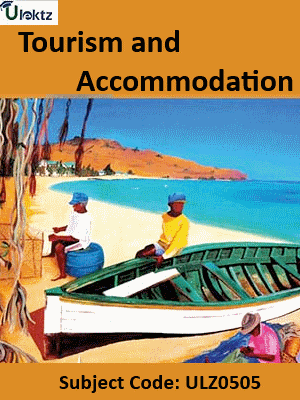 Tourism and Accommodation